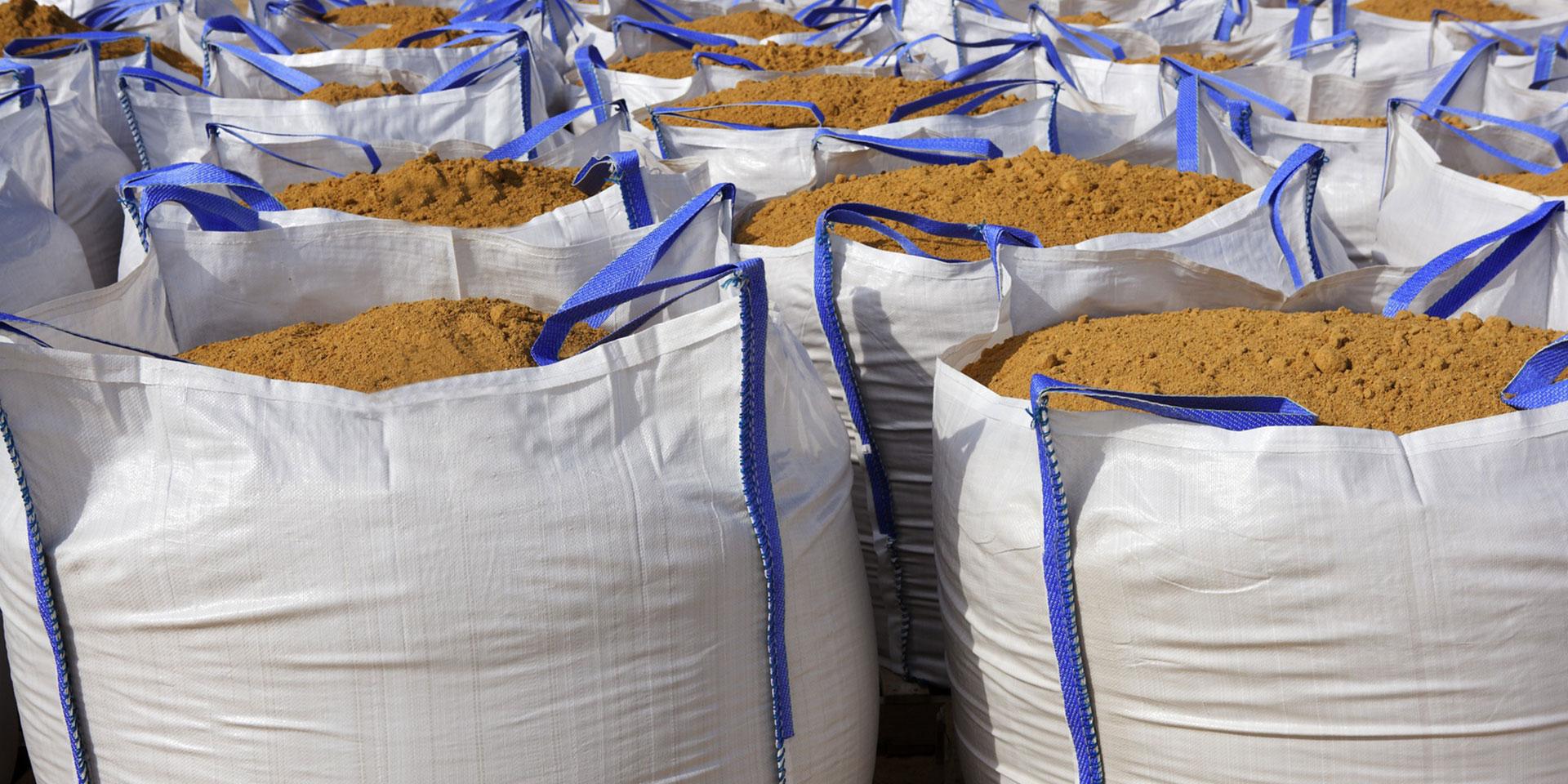 Skorzystaj z naszych worków Big Bag